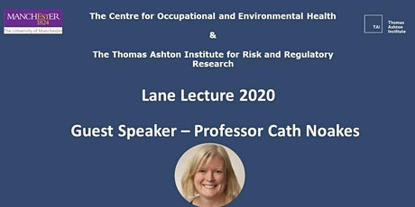 University of Manchester - Annual Lane Lecture 2020 tickets