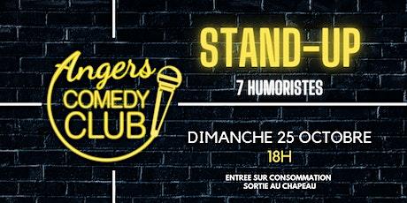 Angers Comedy Club - Dimanche 25 Octobre 2020 / Les Folies Angevines billets