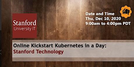Online Kickstart Kubernetes in a Day Training tickets