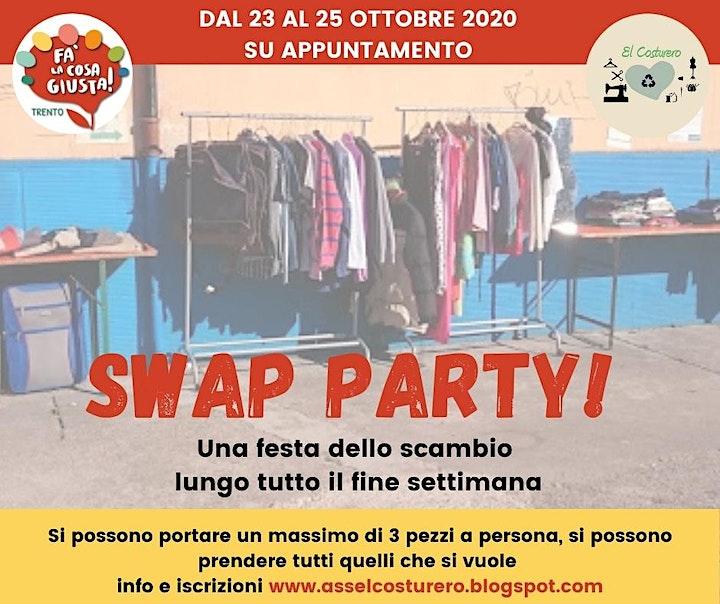 Immagine Swap Party! Una festa dello scambio su appuntamento