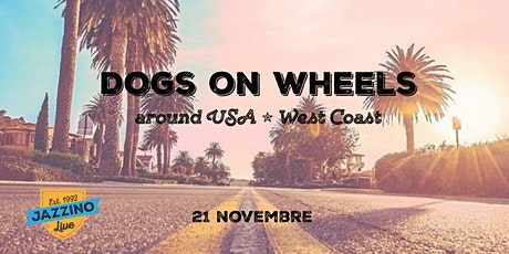 "Dogs On Wheels - ""Around USA 