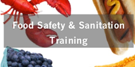 ServSafe Food Protection Manager Class and Exam tickets