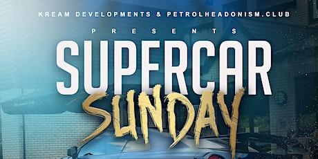 SPECTATOR GOLDEN TICKET - KREAM SUPERCAR SUNDAY tickets