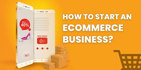 How To Start A Profitable Ecommerce Dropshipping Business For £3000 or Less tickets