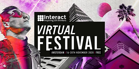 Interact Amsterdam Virtual Festival tickets