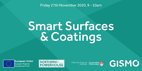 Smart Surfaces & Coatings tickets