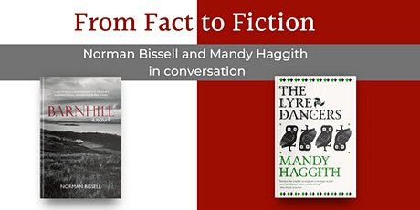 From Fact to Fiction: Norman Bissell in conversation with Mandy Haggith tickets