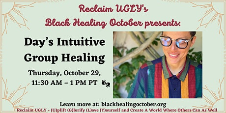 Day's Intuitive Group Healing tickets
