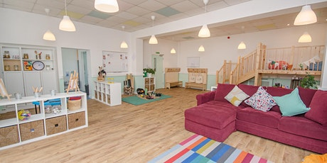 Raised in St Pauls – Nursery Open Day tickets