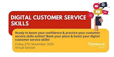 Digital Customer Service Skills tickets