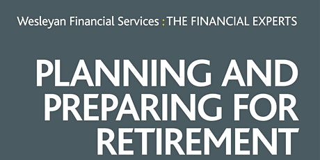 DENTISTS - Planning and Preparing for Retirement tickets