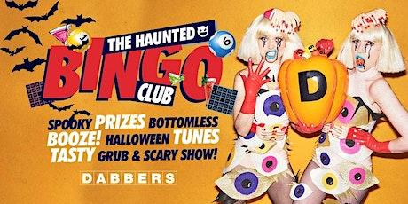 The Haunted Bingo Club  tickets