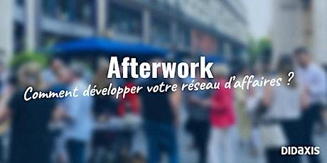 Afterwork : comment développer votre réseau d'affaires ? billets