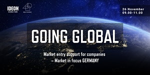 Going Global - Germany Session