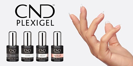 Online Session: CND PlexiGel™ tickets