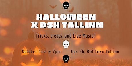 Halloween x DSH Tallinn tickets