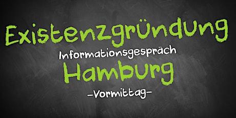 Existenzgründung Informationsgespräch Hamburg - Vormittag Tickets