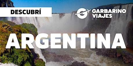 Encuentro Virtual: Bienvenidos a Bordo - DESCUBRÍ ARGENTINA - Parte 1 boletos