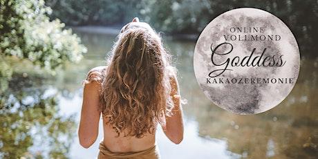Vollmond Goddess Kakaozeremonie Tickets