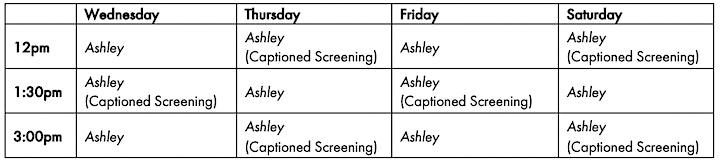 Jamie Crewe: Ashley image
