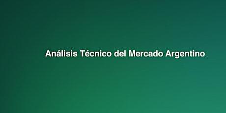Análisis Técnico del Mercado Argentino [Inversor Intermedio] entradas