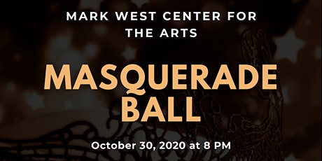 Halloween Masquerade Ball tickets