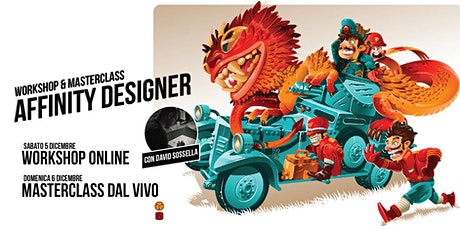 Workshop & Masterclass di Affinity Designer tickets