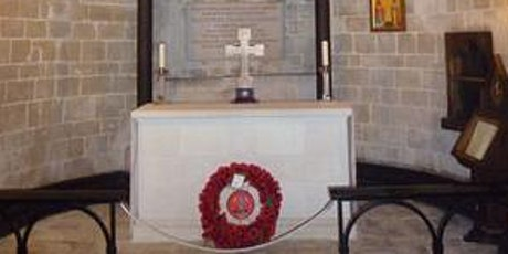 Service for Remembrance Sunday, 10.30 on 8th November 2020 tickets