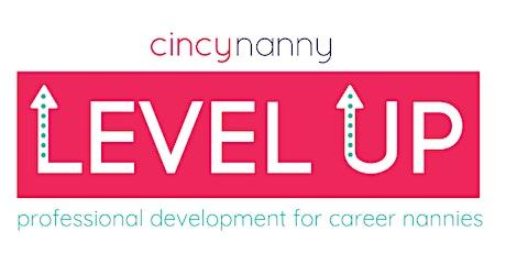CincyNanny Training | Level Up | Nov 2020 tickets