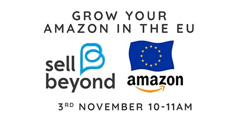 Grow your Amazon in the EU tickets