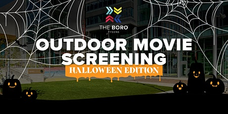 Outdoor Movie Screening | Halloween Edition at The Boro Tysons tickets