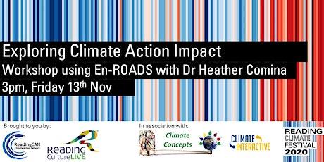 Exploring Climate Action Impact - Workshop using En-ROADS billets