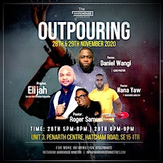 Mega Youth Revival: Outpouring Of The Spirit Of God tickets
