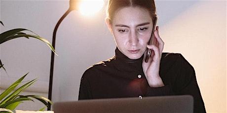 Deepfakes & Digital Harms: Emerging Technologies and Gender-Based Violence tickets