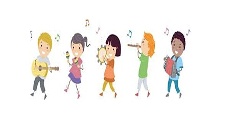 Early Years Music Workshops with Music Generation.  Ages 18 months-4 Years.
