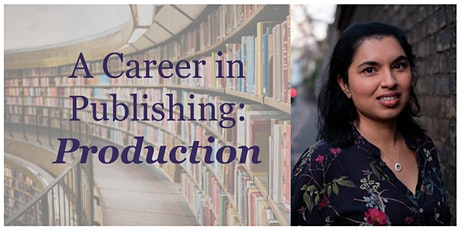A Career in Publishing: Production tickets