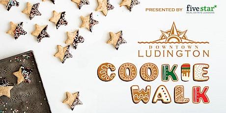 2020 Downtown Ludington Cookie Walk tickets