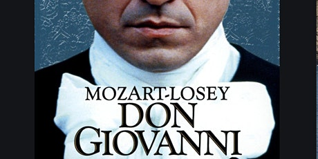 Joseph Losey's celebrated film of Mozart's Don Giovanni at The Soho Hotel tickets