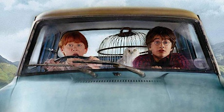 Harry Potter Movie Trivia at the Summer Drive-In