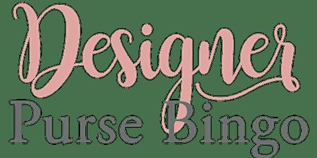 Junior Achievement Designer Purse Bingo tickets