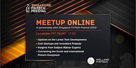 Holland FinTech Online Meetup tickets