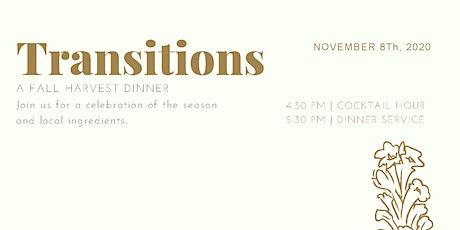 Harvest Dinner tickets