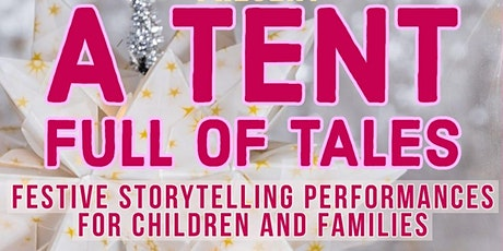 A Tent Full of Tales - Christmas in Lapland tickets