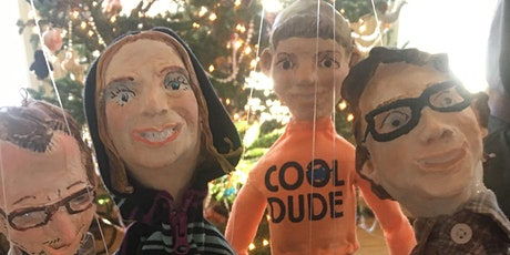 Puppet Class for any age! tickets