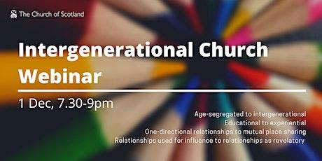 Intergenerational Church tickets