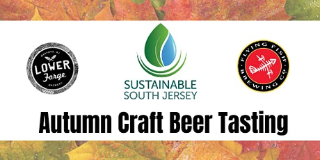 Sustainable South Jersey Virtual Autumn Craft Beer Tasting tickets