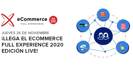 eCommerce Full Experience 2020 Live boletos