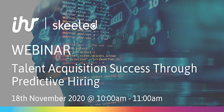 Talent Acquisition Success Through Predictive Hiring tickets