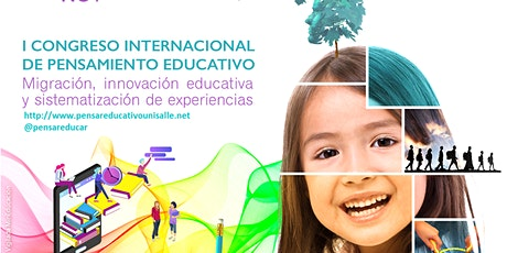 1er Congreso Internacional de Pensamiento Educativo. Colombia entradas