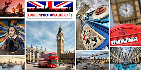The London South Bank Photo Walk tickets